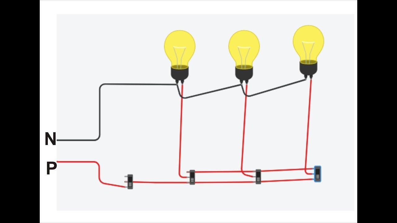 House Wiring Diagram Hindi