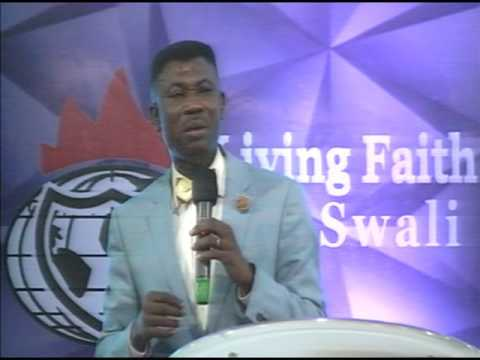 EXPLORING THE BREAKTHROUGH POWER OF VISION - PT.1A - LFC SWALI YENAGOA