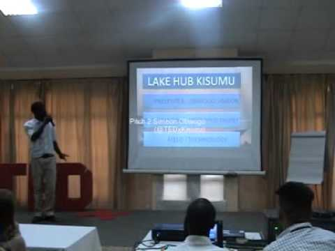 Action Pitch #1 and Pitch #2 at TEDxKisumu
