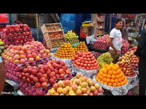 World Largest Fruit Market / Biggest Fruits Market / Amazing Fruits on Street