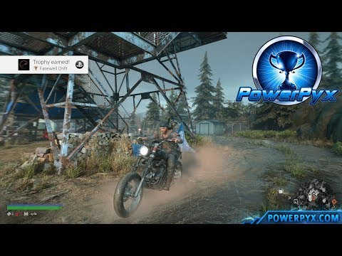 Days Gone - Farewell Drift Trophy Guide