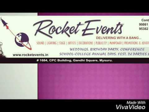 Rocket Events Promotions & Branding