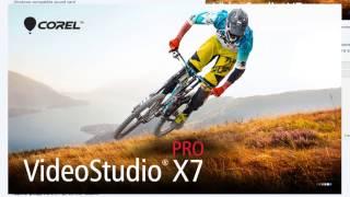 Установка Corel VideoStudio Pro X7 v17.0.0.249 [Видеомонтаж] 💾