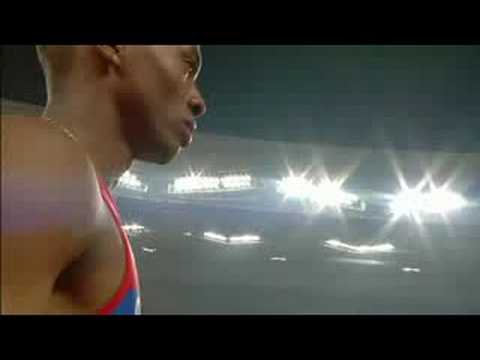 Athletics - Men's Long Jump Final - Beijing 2008 Summer Olympic Games