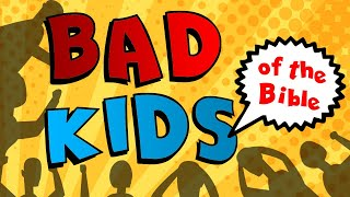 """Bad Kids of the Bible - Rehoboam's """"Wise"""" Counsel"""