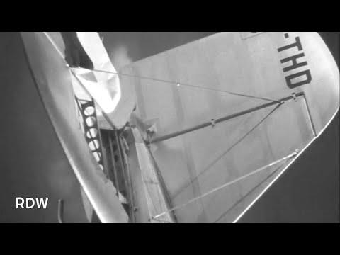 Classic Airplane Crashes Movie FX