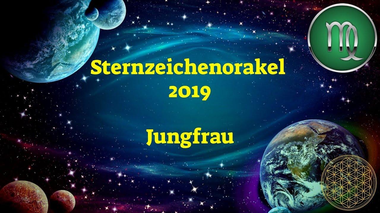 horoskop jungfrau 2019