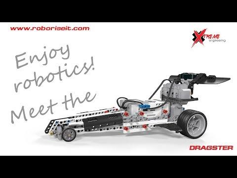 Meet the Dragster EV3 robot! - YouTube