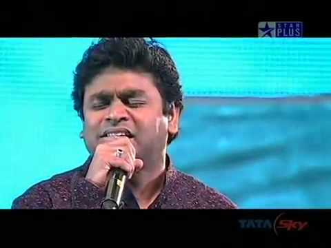 Tere Bina   Chinmaye A R Rehman in Live Concert   YouTube