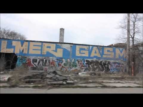 DETROIT'S NOTORIOUS BREWSER-WHEELER PROJECTS FORMER SITE AND OTHER AREAS.