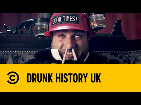 Percy Shelly | Drunk History
