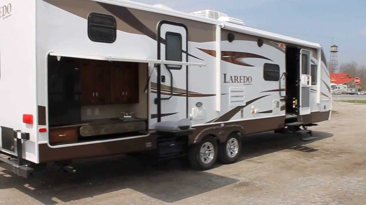 2014 Laredo 303tg Travel Trailer Review Youtube