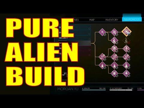Best Prey Neuromod Builds