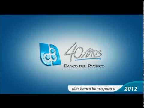 Banco del Pacifico - Aniversario 40 años