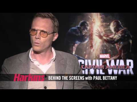 Chris Evans and Robert Downey Jr. chat with Behind The Screens