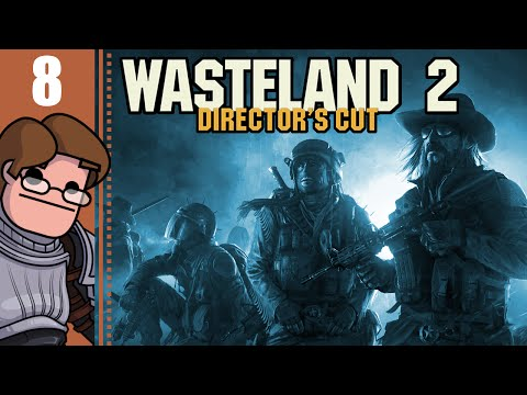 Let's Play Wasteland 2: Director's Cut Part 8 - Kate Preston