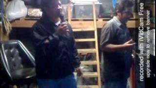 tinos karaoke..:)