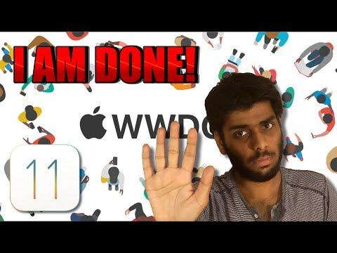 Apple 2017 Keynote - Goodbye Apple