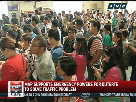 Biz group's tips on beating Metro Manila traffic