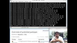 الإدارة الشاملة للمستودعات الدبيانية | apt repositories