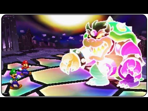 Mario and Luigi: Dream Team - ALL BOSSES