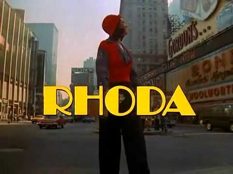 Rhoda Intro S1 1974 Youtube