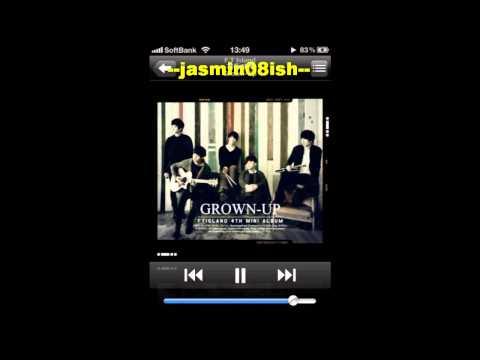 FT.ISLAND-01 Severely 지독하게 + w/lyrics (GROWN-UP)