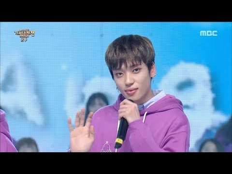 TEEN TOP- High Five(w/ANGEL) ,틴탑X엔젤합창단 - 안녕?! @2017 MBC Music Festival