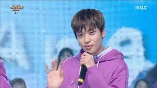 TEEN TOP- High Five(w/ANGEL) ,틴탑X엔젤합창단 - 안녕?! @2017 MBC Music Festival