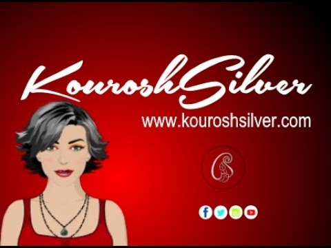 KouroshSilver Collection - 2017