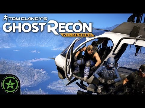 Let's Play - Ghost Recon Wildlands: Multiplayer