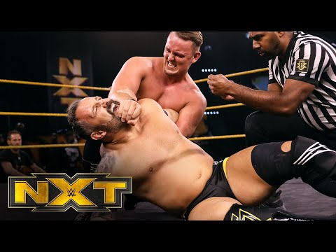 Imperium vs. The Undisputed ERA – NXT Tag Team Championship Match: WWE NXT, Aug. 5, 2020