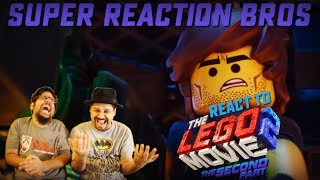 SRB Reacts to The LEGO Movie 2: The Second Part Official Trailer 2