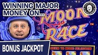 🚀 BONUS JACKPOT! 🌙 Winning MAJOR MONEY on LIGHTNING LINK Moon Race!