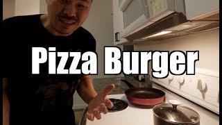 Pizza Burger aka Pija Burger