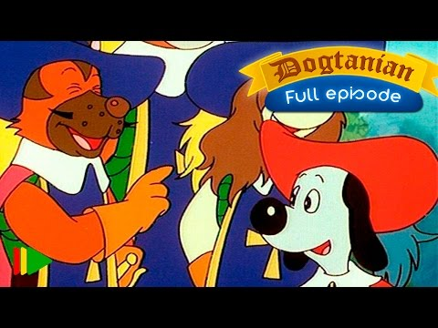 The Return of Dogtanian - 03 - Bad News | Full Episode |