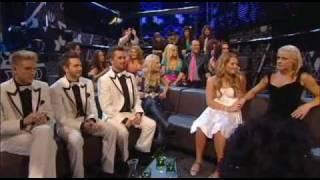 Melodifestivalen 2009 Results & Malena Ernman - La Voix (Final Performance) (Sweden 2009)