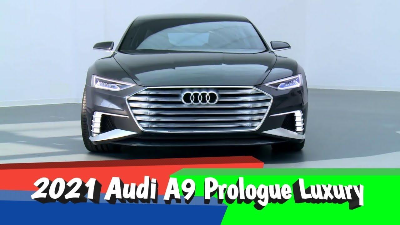 2021 Audi A9 Concept Spesification