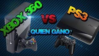 Ps3 vs Xbox 360 en 2018 ¿cual gana? - CesarG