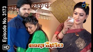 Abhishekam | 18th March 2019 | Full Episode No 3173 | ETV Telugu