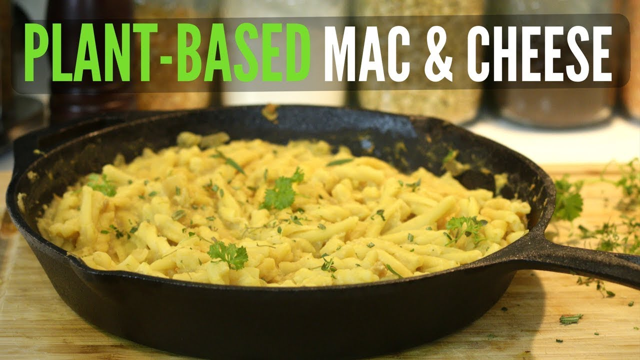 Vegan Mac and Cheese with Acorn Squash