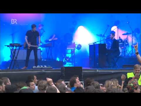 Editors - In This Light And On This Evening live at Taubertal