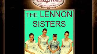 The Lennon Sisters -- Shake Me I Rattle Squeeze Me I Cry