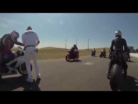 Thunder Hill Motorcycle Race