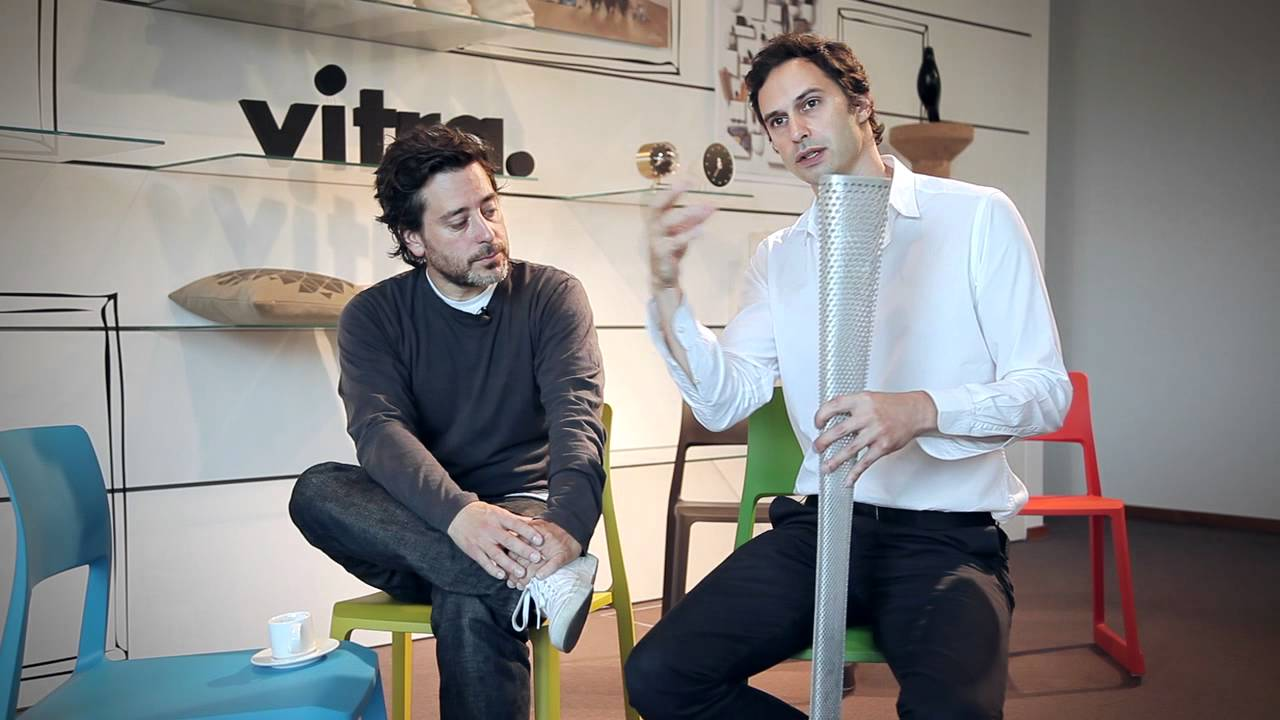 Interview with Barber Osgerby on the Tip Ton chair and the Olympic ...