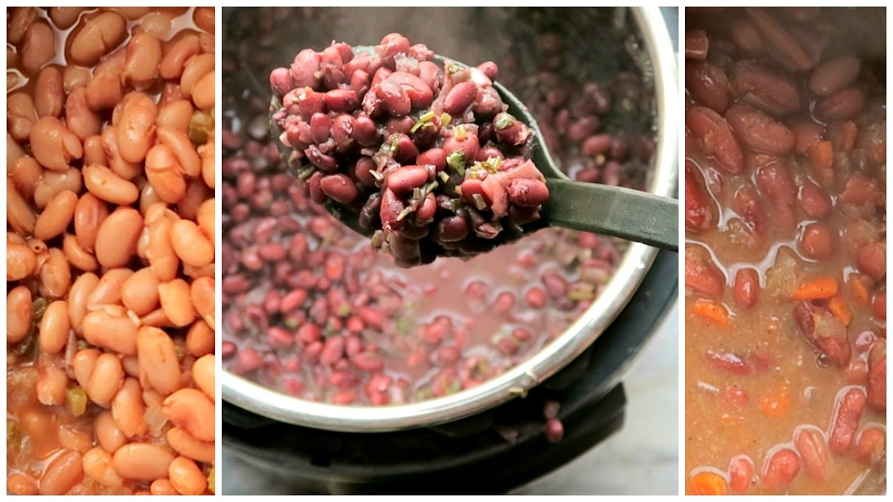 Boring Beans No More!!! [3 DELICIOUS RECIPES]