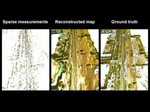 Learning for Active 3D Mapping with Solid State Lidar