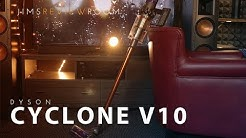 DYSON going 100% Cordless - Cyclone V10 Absolute - REVIEW