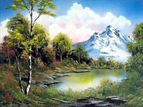 Bob Ross. Joy of Painting