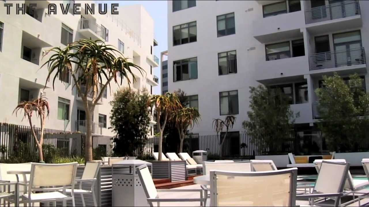 The Avenue Lifestyle Hollywood Apartments YouTube